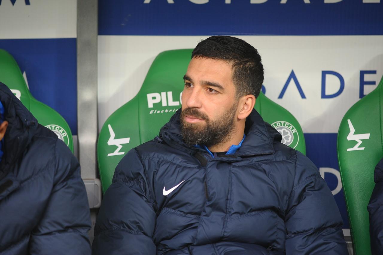 5名加拉塔萨雷球员新冠检测效果呈阳性,阿尔达-图兰是其中之一