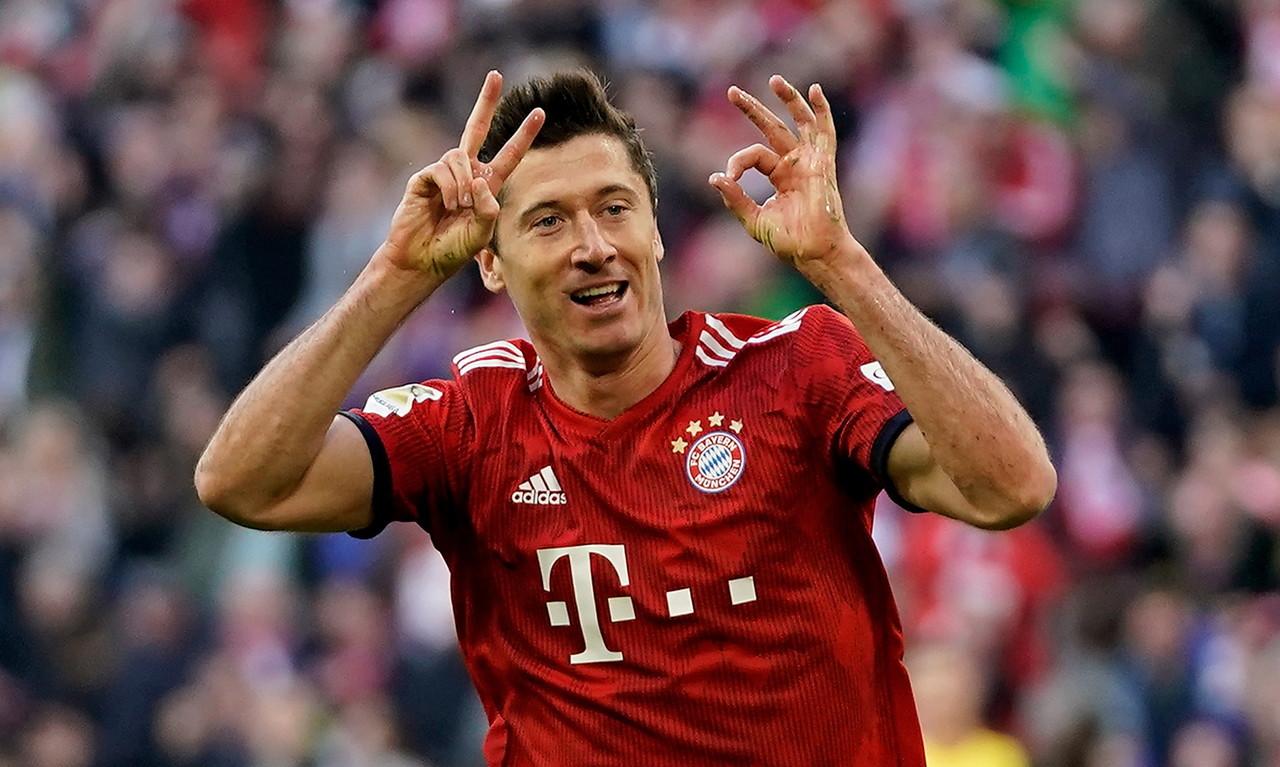 马特乌斯:我信任莱万本赛季能打破盖德-穆勒的德甲40球纪录