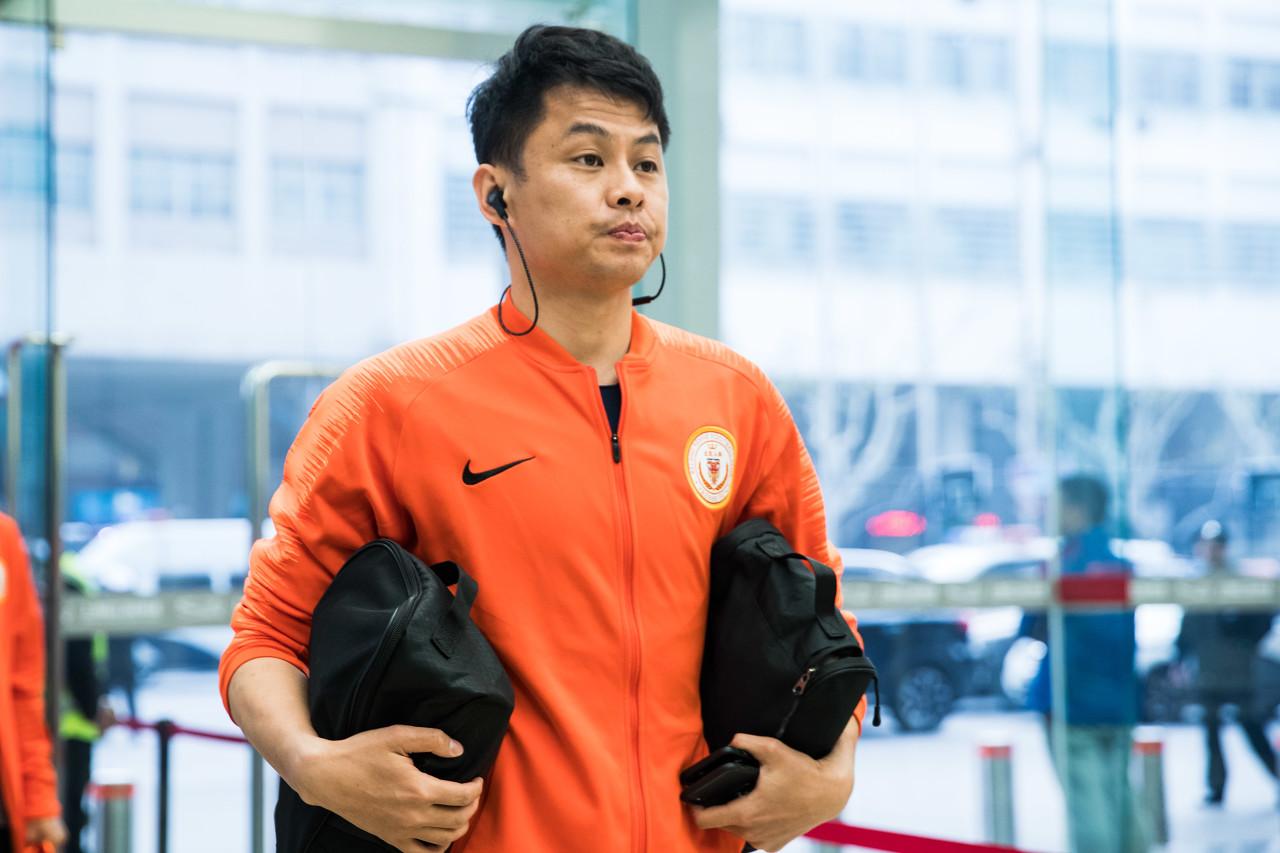 上赛季人和降入中乙后,现在已36岁的老将刘健并未退役