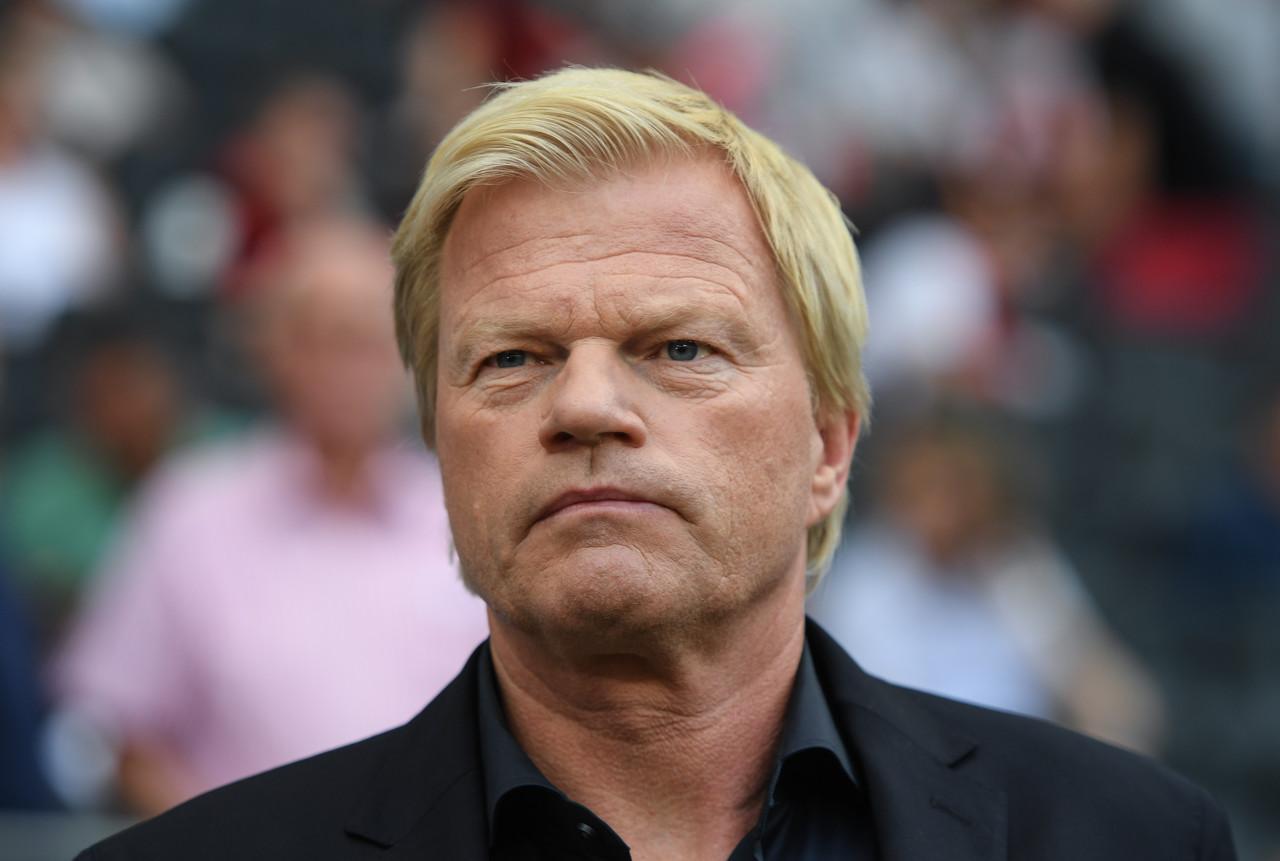 卡恩:很高兴重返拜仁,期待新的一年迎来大挑战