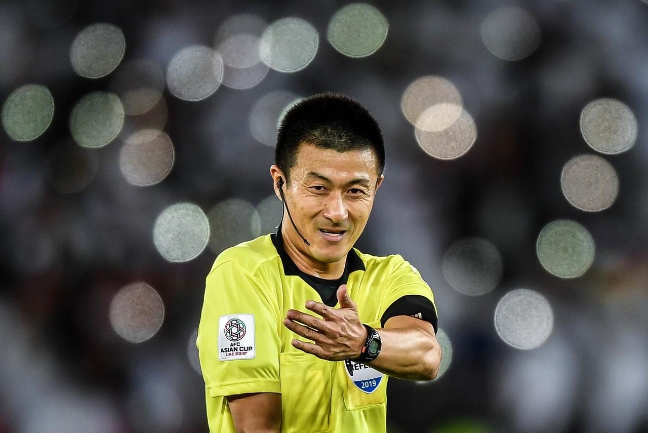 北青:傅明在内的中国6名国际级裁判,被逼放弃亚冠西亚区法律