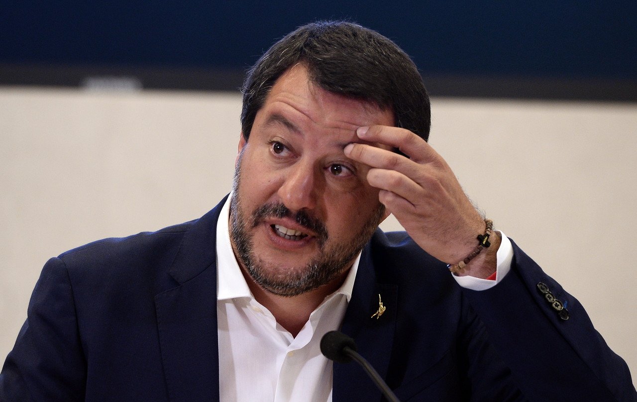 前意大利副总理:米兰将与那不勒斯竞争意甲冠军,直到最终一轮