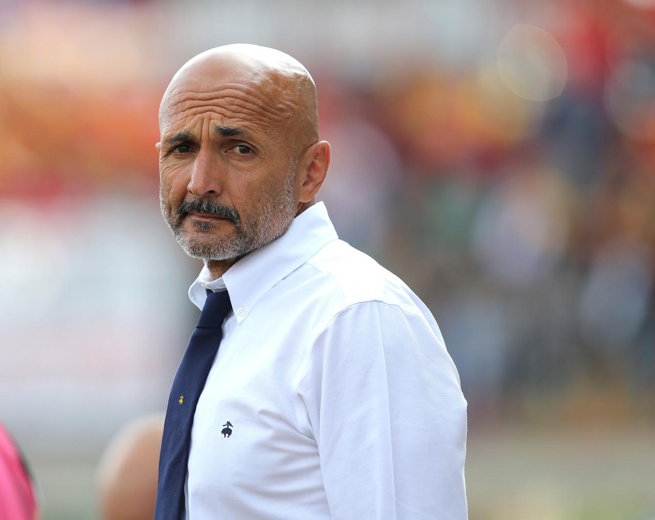 斯帕莱蒂谈国米:进欧冠比赢意大利杯重要,我总为球队利益而战