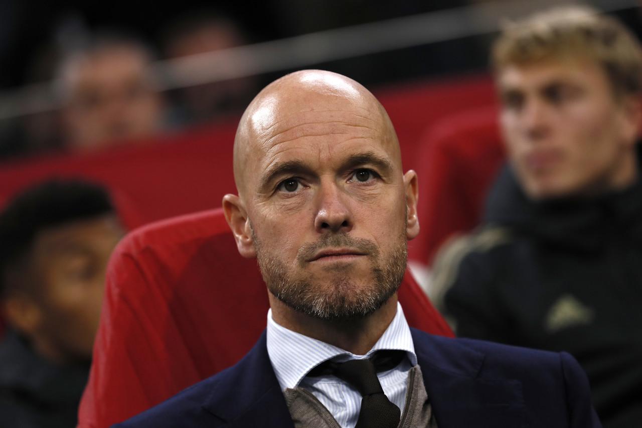 滕哈赫:咱们把利物浦逼到了深渊边际,可惜球队没能把抓住时机