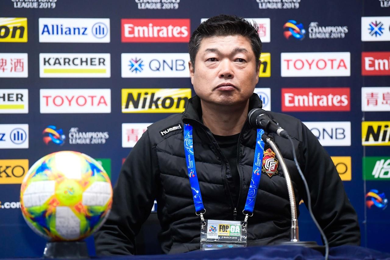 国内媒体:托米奇出任广州城主帅存变数 河北队与金钟夫尚未签约