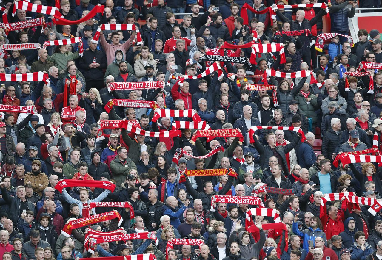 英格兰尖端联赛主场不败纪录排行:切尔西86场居首,赤军68场第二