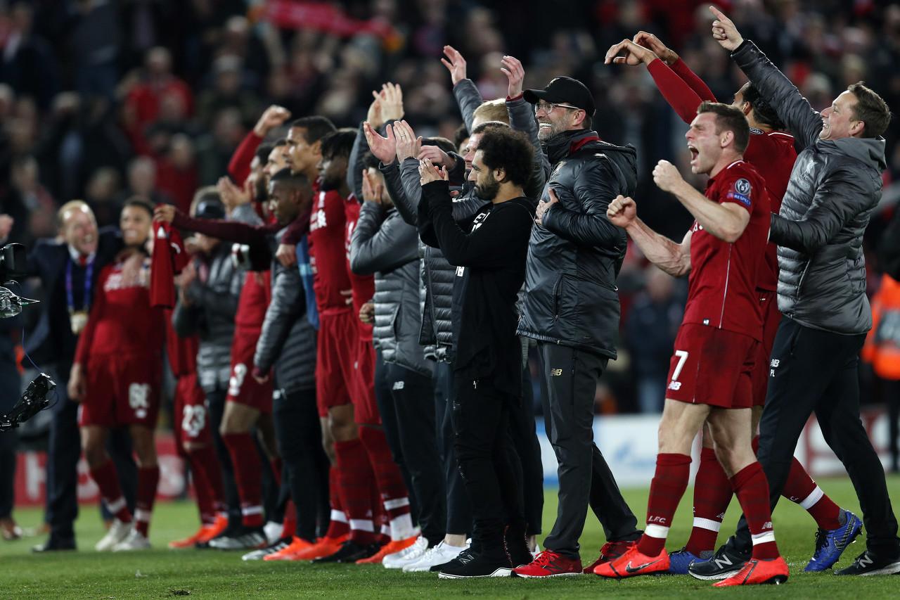 克洛普:利物浦小将们很走运,因为队内就有他们最好的榜样 