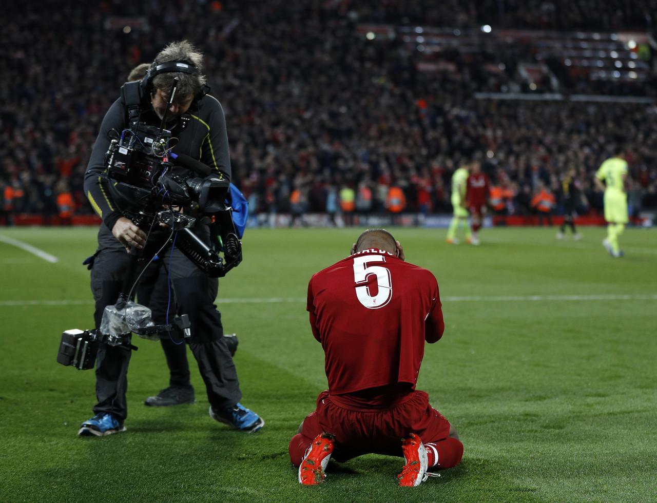 巴恩斯:若维纳尔杜姆离队,利物浦会找到更好的人代替他