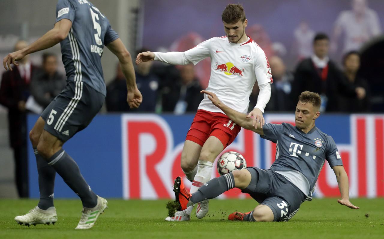 维尔纳:很惊讶我能在半程打进18球 莱比锡还需加强防守