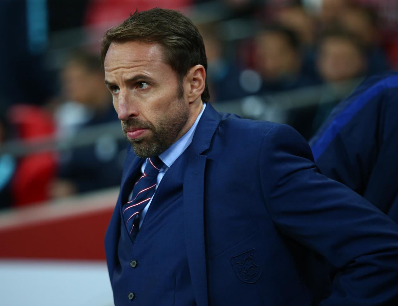 索斯盖特:具有冠军经验的球员越多,英格兰才更有可能取得成功
