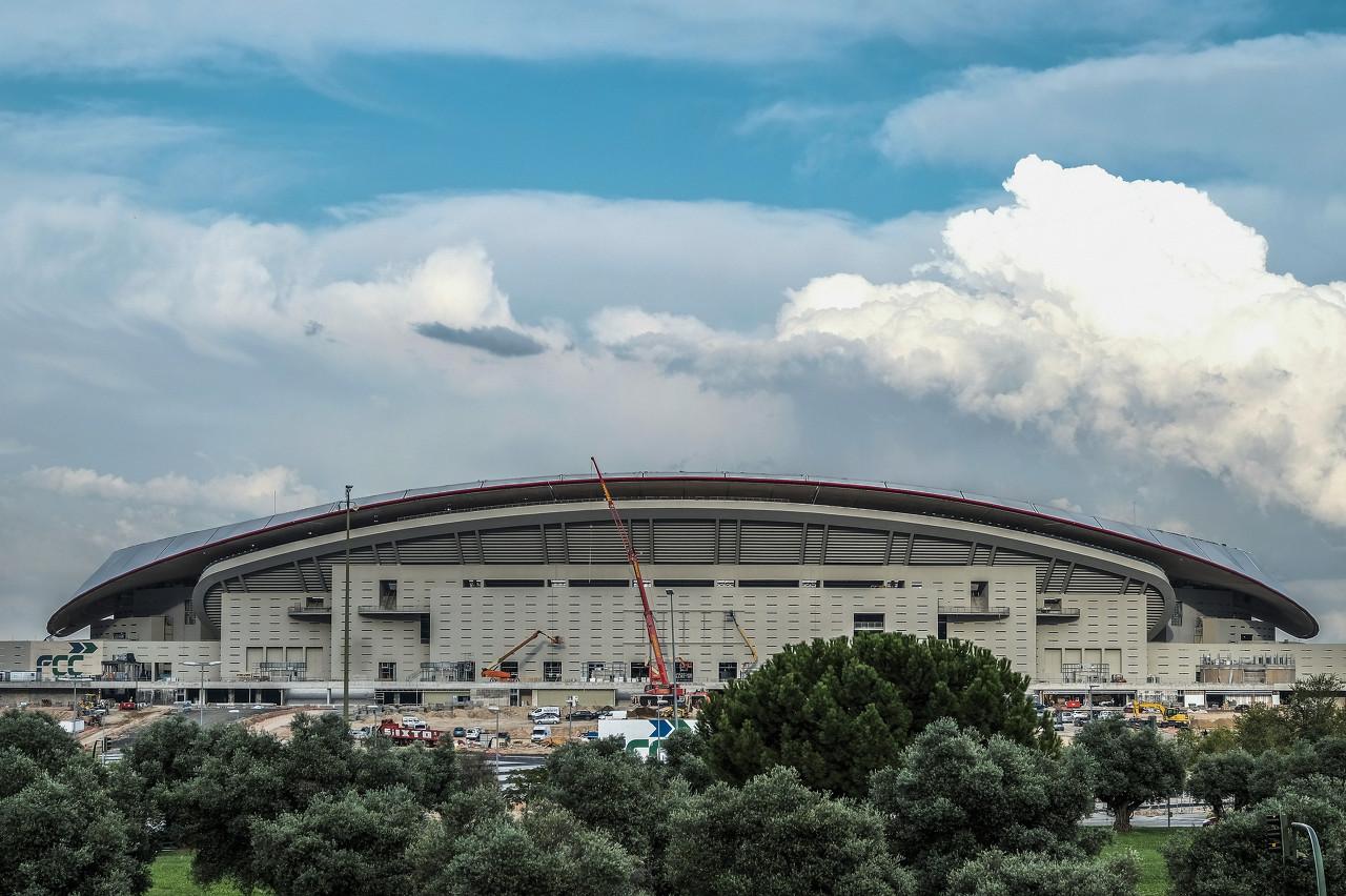 马卡报:马德里区域本轮的足球竞赛将因暴雪而延期