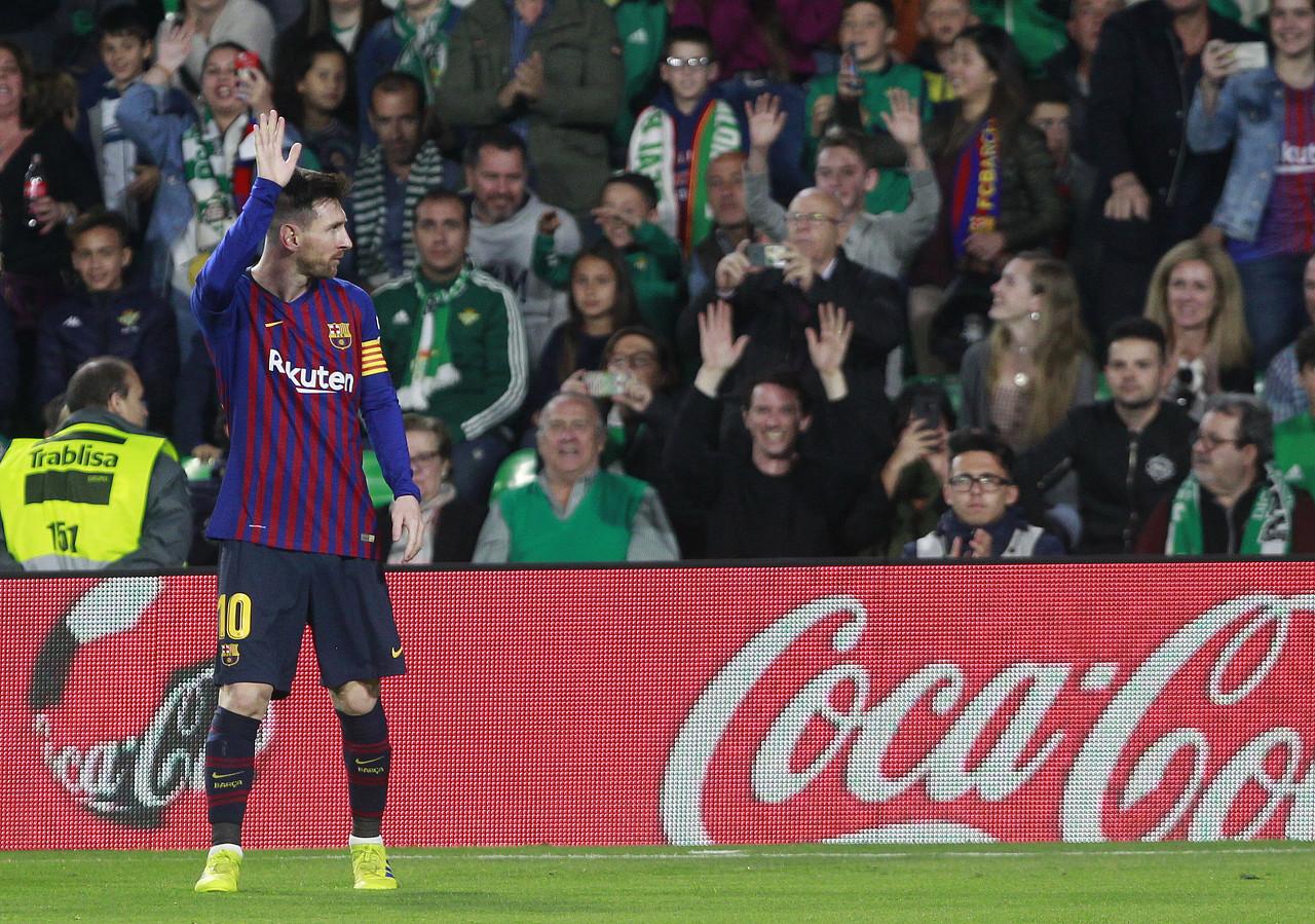 罗伯逊:希望梅西别来英超踢球,否则他会打破进球纪录