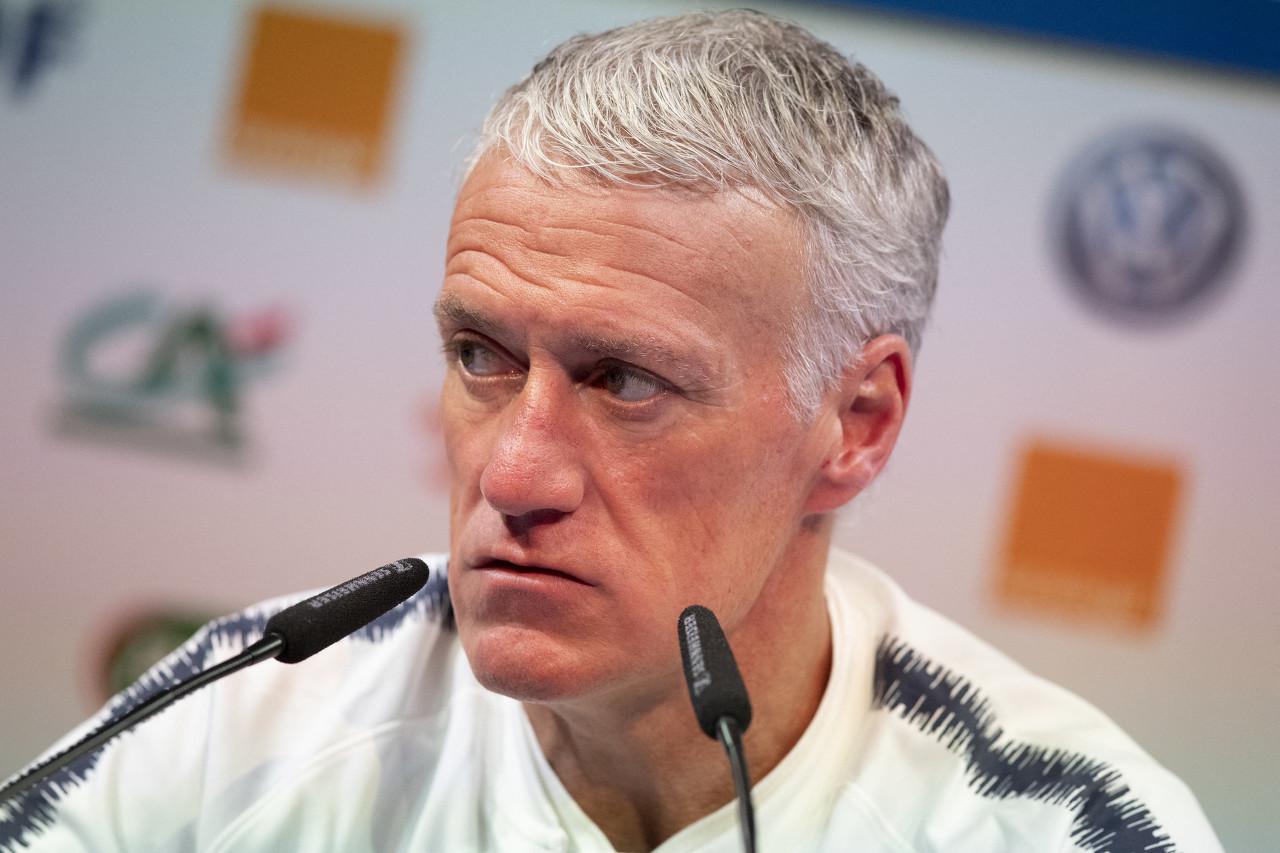 德尚:C罗总能决定比赛 希望尤文能赢得欧冠冠军