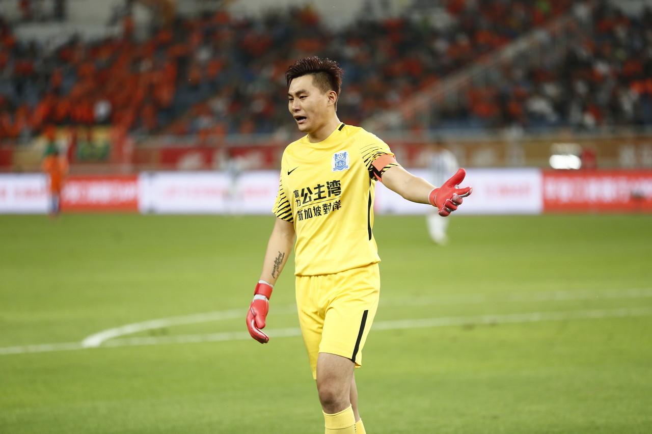 程月磊:活跃训练做最好的自己 争夺为广州城夺得冠军
