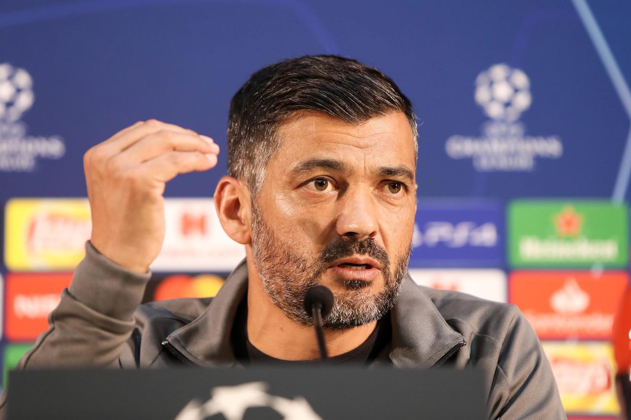 波尔图主帅:我要向葡萄牙国内全部裁判和VAR抱愧 为球员体现自豪
