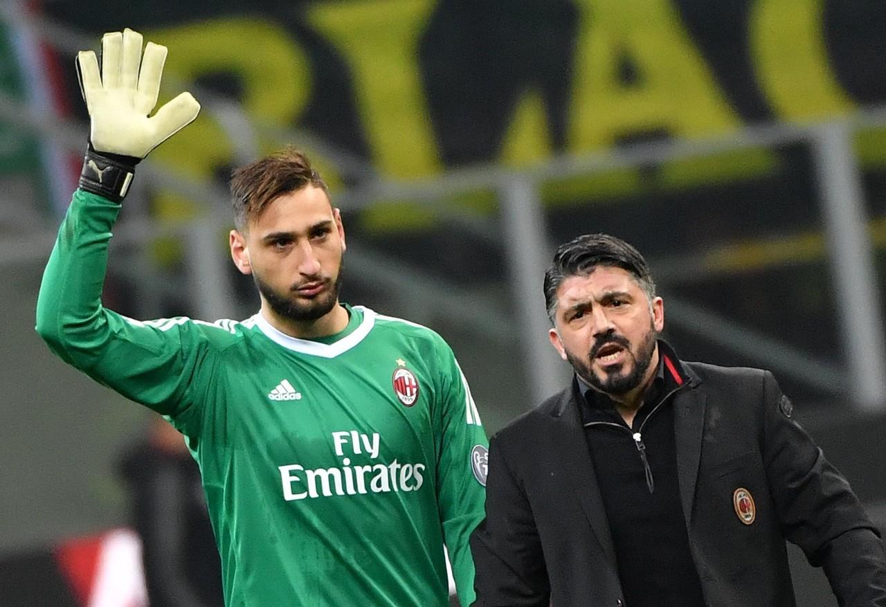 防止自在转会,米兰不得不考虑出售多纳鲁马 ?