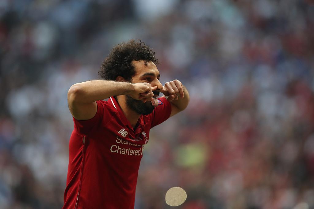 萨拉赫:期望持续用进球帮助球队夺冠 或许未来会去西甲踢球