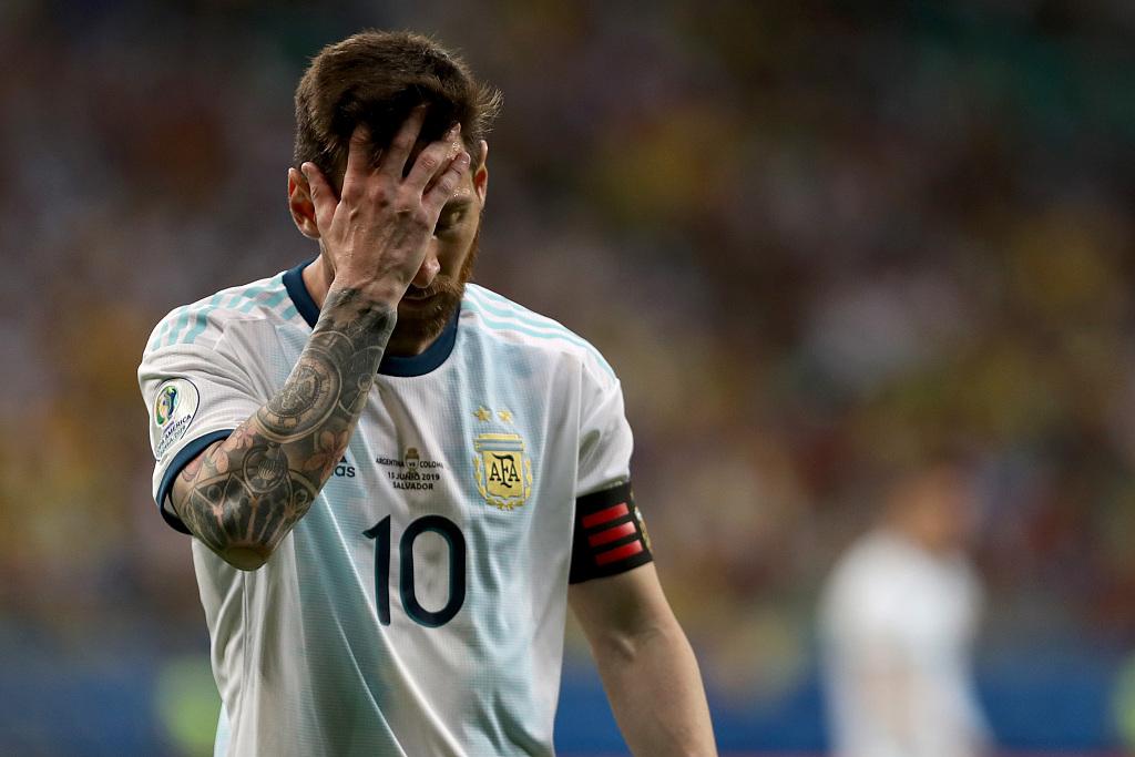 玻利维亚门将谈梅西冲突:莫雷诺说阿根廷人感到有些疲倦和烦躁