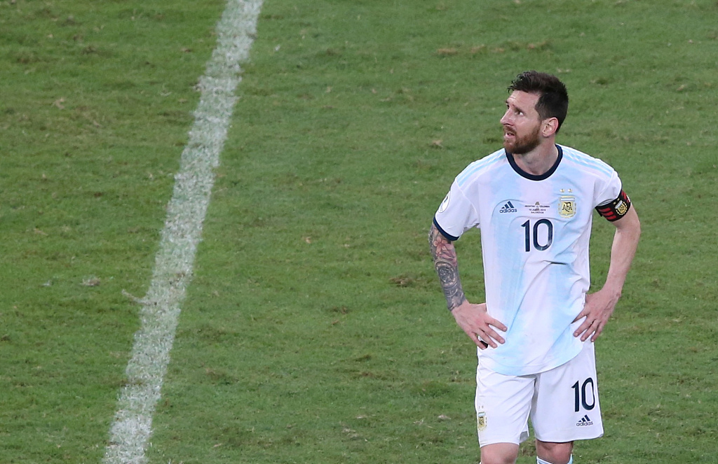 比格利亚:训练场上咱们谁都挡不住梅西,我知道世界杯对他的含义