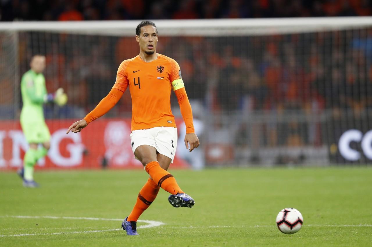 范迪克:关于科曼脱离荷兰队感到遗憾,但我们都了解并会祝他好运