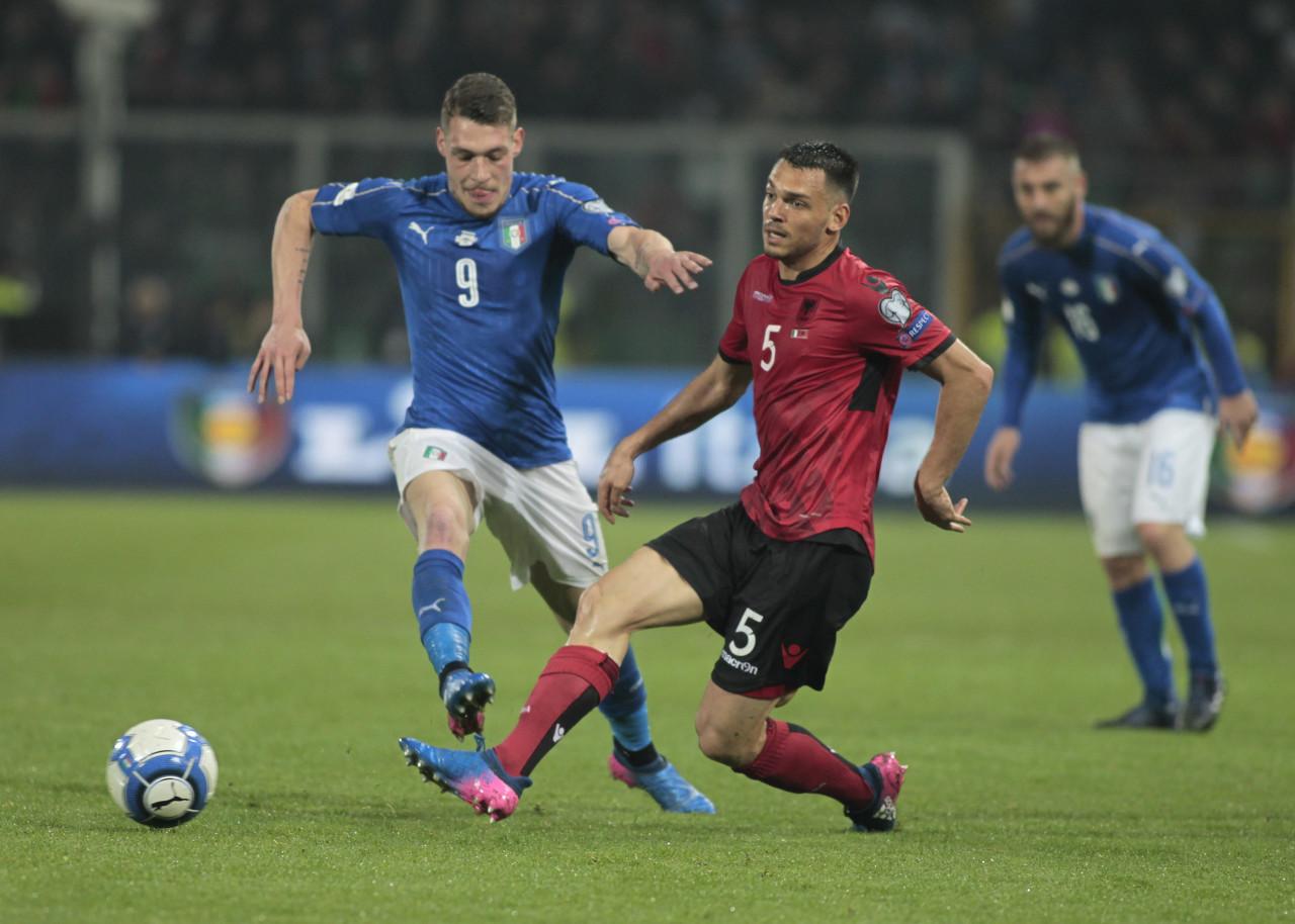    贝洛蒂:今晚的成功要献给曼奇尼,也献给一切意大利人