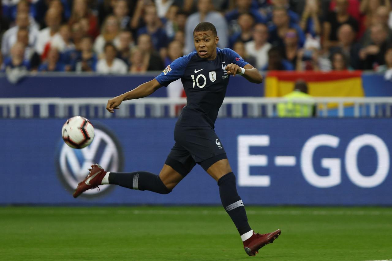 法媒:姆巴佩不会出战法国队友谊赛,他将参加后2场欧国联比赛