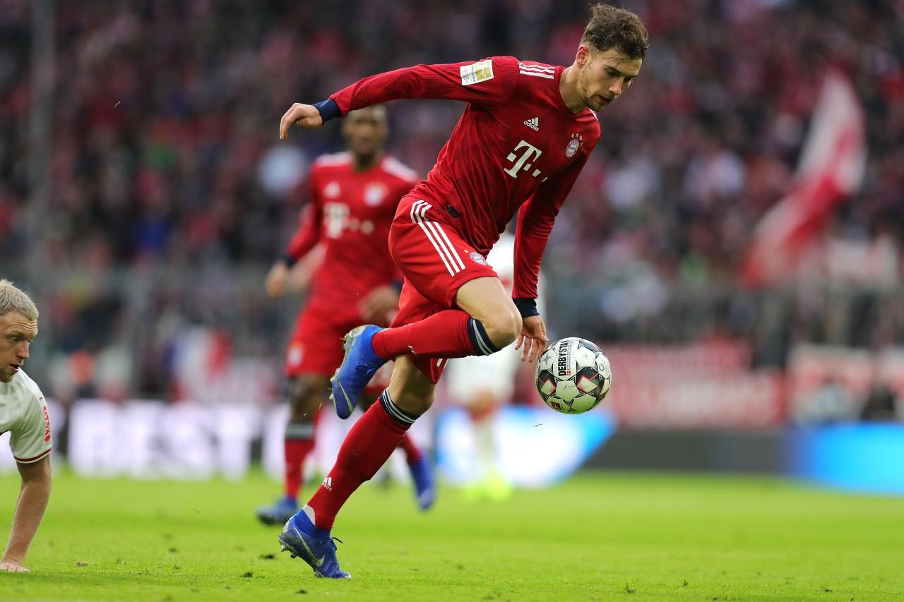 拜仁慕尼黑中场格雷茨卡谈到了他2018年曾回绝利物浦的约请  