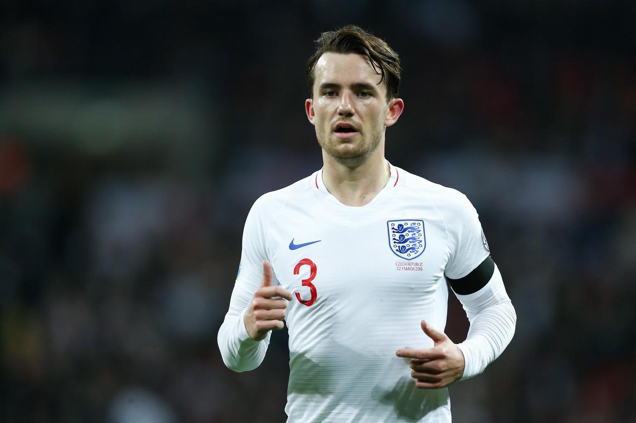 奇尔维尔:欧冠决赛不会影响英格兰队友的关系,反而让我们更亲近