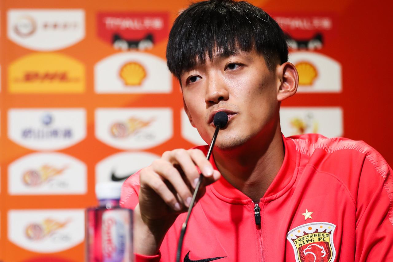 颜骏凌:渴望像武磊那样去五大联赛闯一闯 张琳芃加练很疯狂