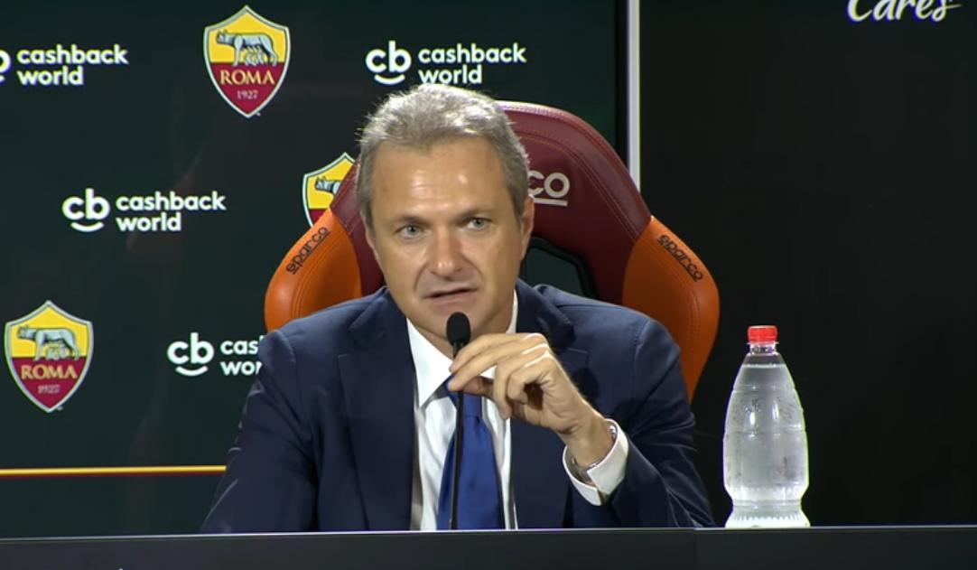 罗体:因违背防疫规矩,罗马CEO被制止参加足球活动30天