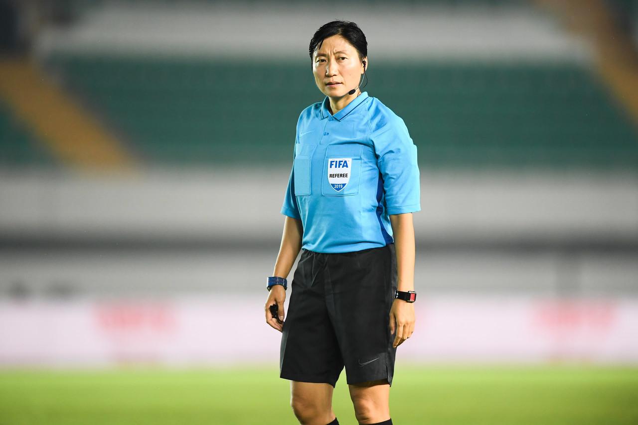 博主:秦亮、方燕当选2023女足世界杯裁判员大名单