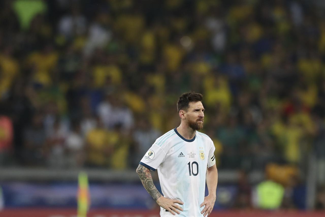 以是否获得世界杯来点评梅西是不公平的 