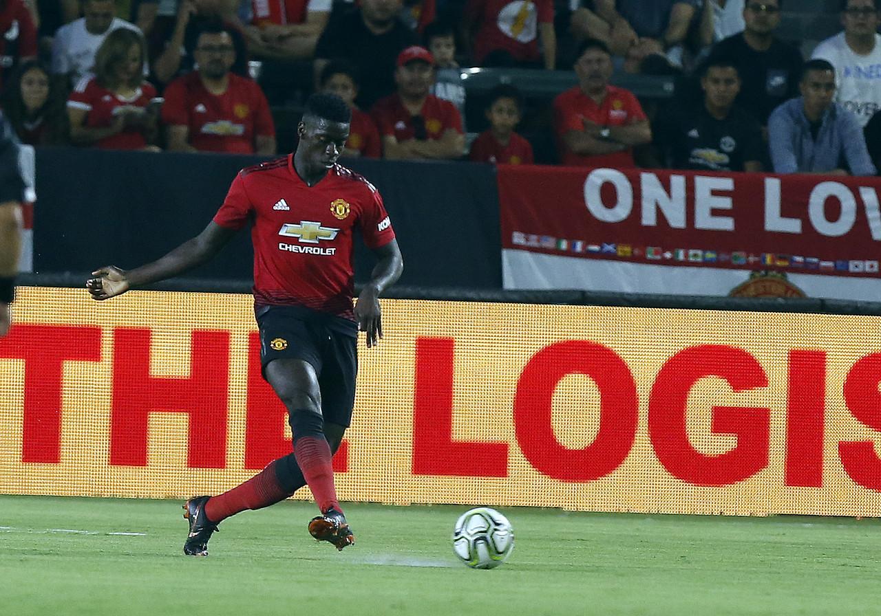 曼晚:图安泽贝完全康复,巴望为曼联出战新赛季的比赛