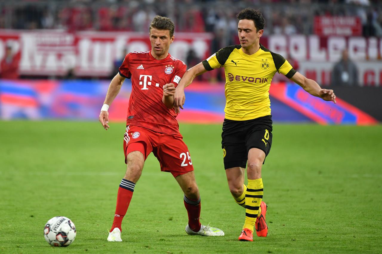 小鲁梅尼格:多特比上赛季更强了,他们在客战拜仁时要更勇敢些