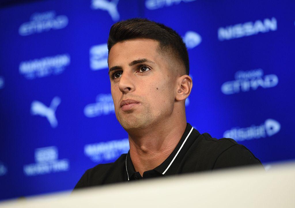 瓜帅谈坎塞洛首发原因:葡萄牙是他祖国,我也十分信任他