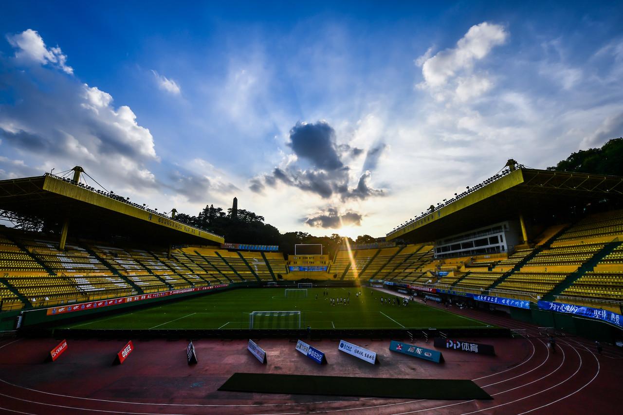 足球报:广州赛区开始确认四个比赛场地,天体、越秀山在列