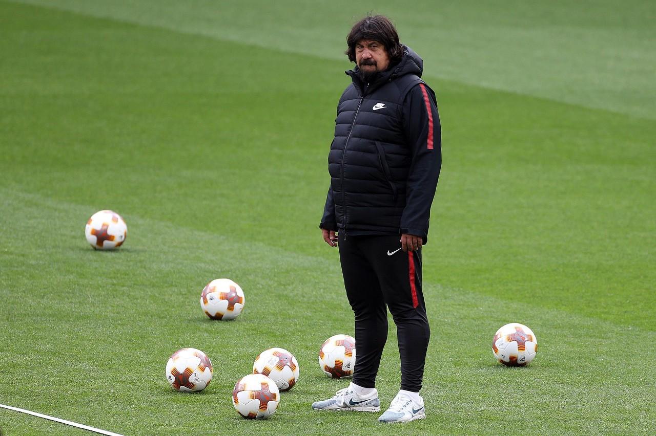 马竞助教布尔戈斯宣布赛季末归队,将敞开自己的主教练生计 
