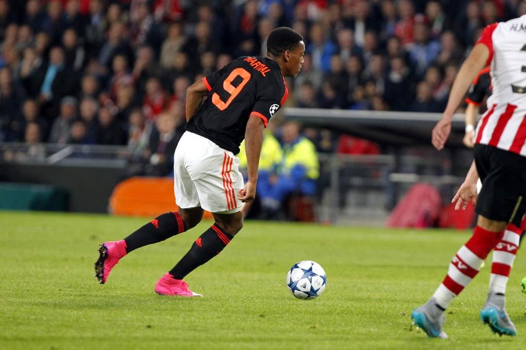 辛克莱尔:马夏尔没有承担起进球职责,他看上去如同不喜欢足球