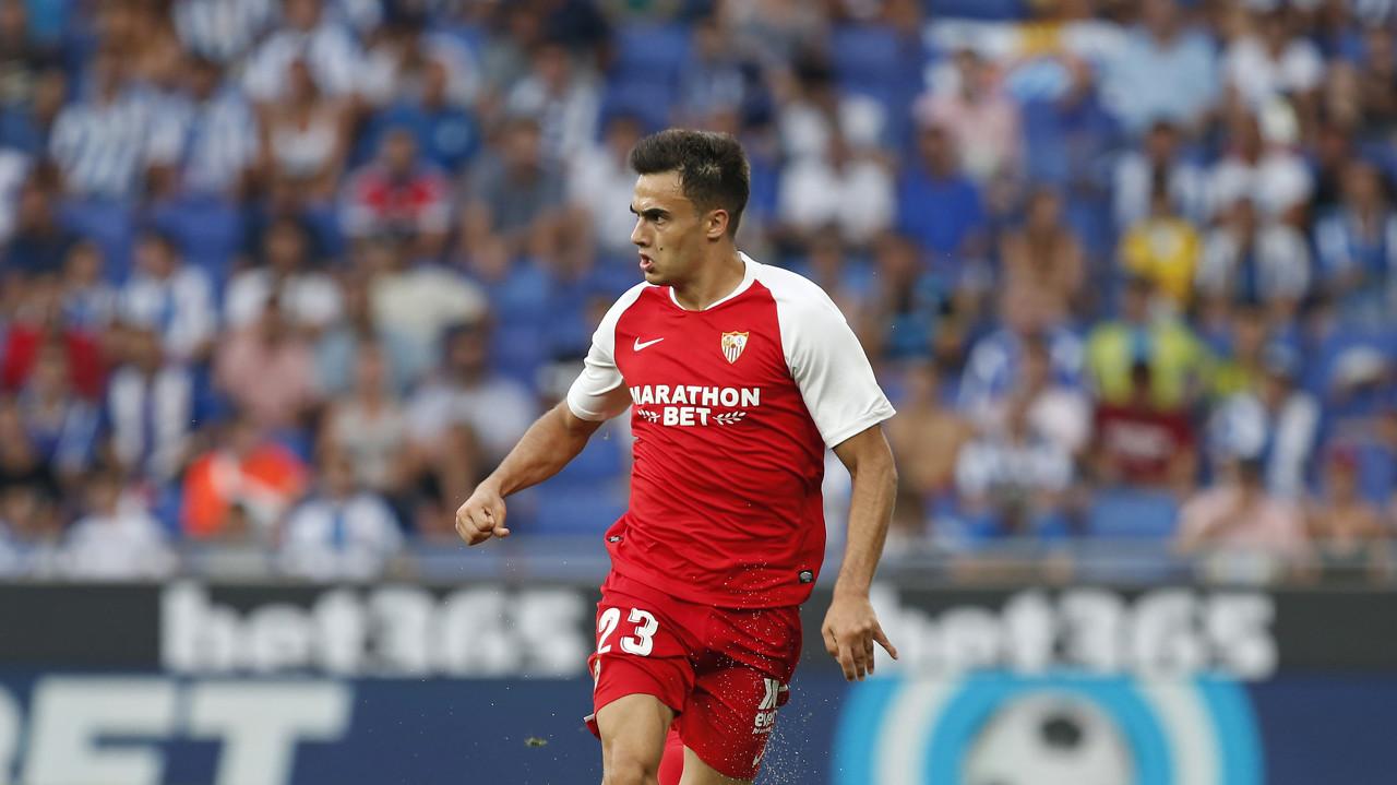 阿斯报:比较于转会曼联,雷吉隆更想回到塞维利亚