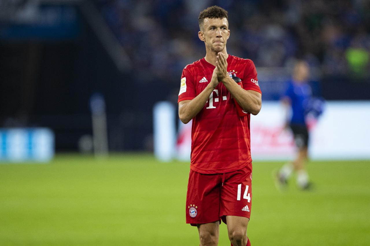 意媒:拜仁不想为佩里西奇付出超越1000万欧转会费