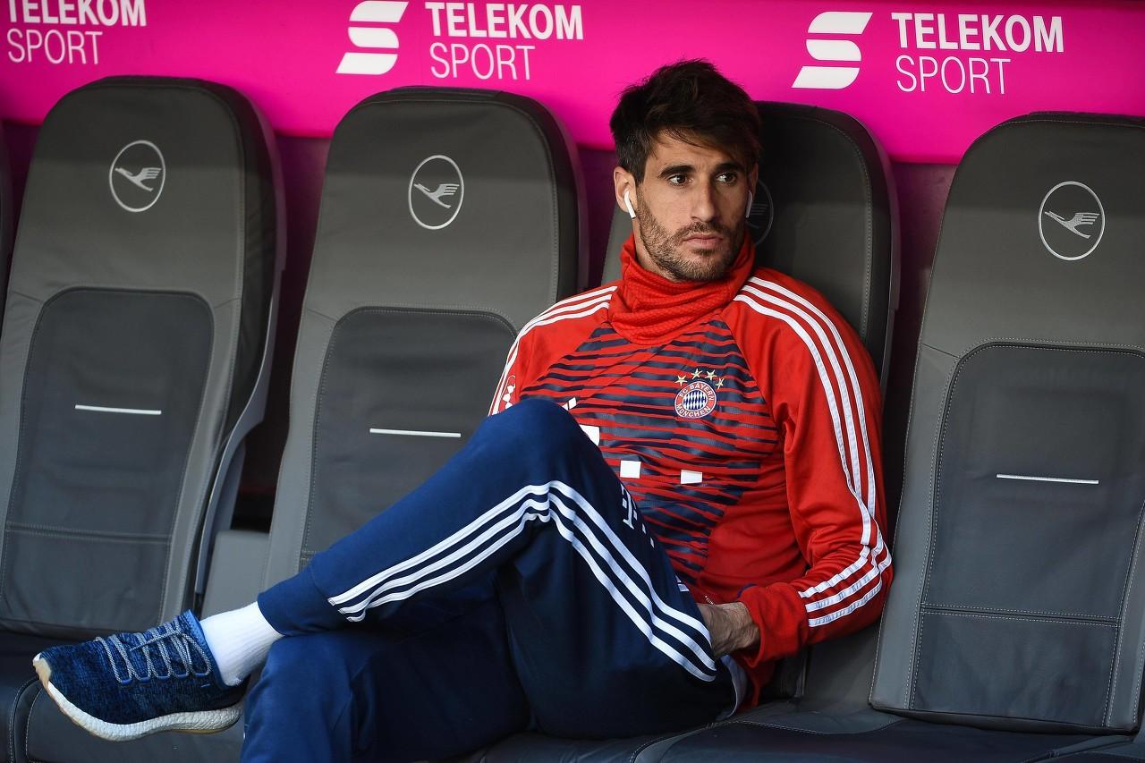 德媒:拜仁愿意放哈维-马丁内斯离开 巴萨毕巴等球队有意