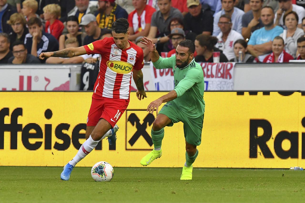 体图:莱比锡有意引入萨尔茨堡年青中场,将面临马竞阿森纳比赛
