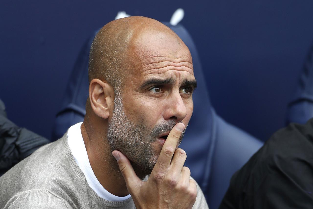 瓜帅:曼城需求解决进球难的问题 德布劳内不会轮休