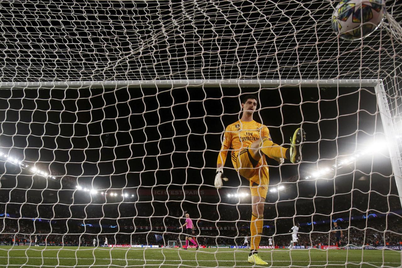 14年来初度,皇马接连两个赛季遭遇欧冠开门黑