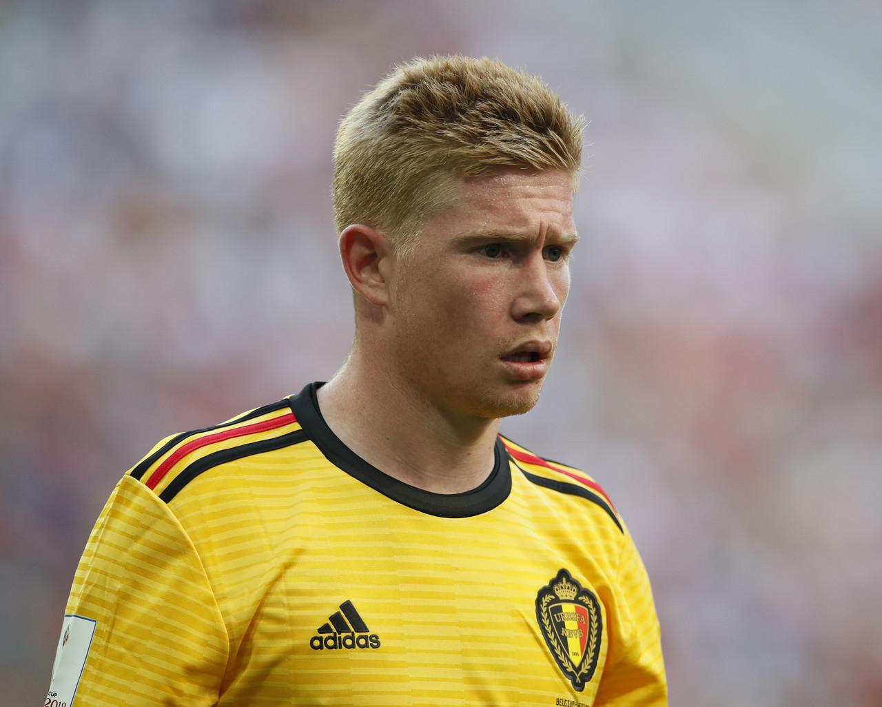 比利时队医谈德布劳内受伤:对国家队并非坏事,他将得到充分歇息