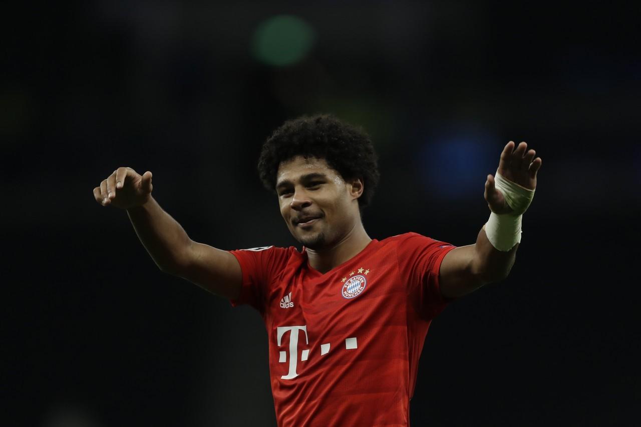 格纳布里:拜仁已重回正轨,我们要争取赢得每场比赛