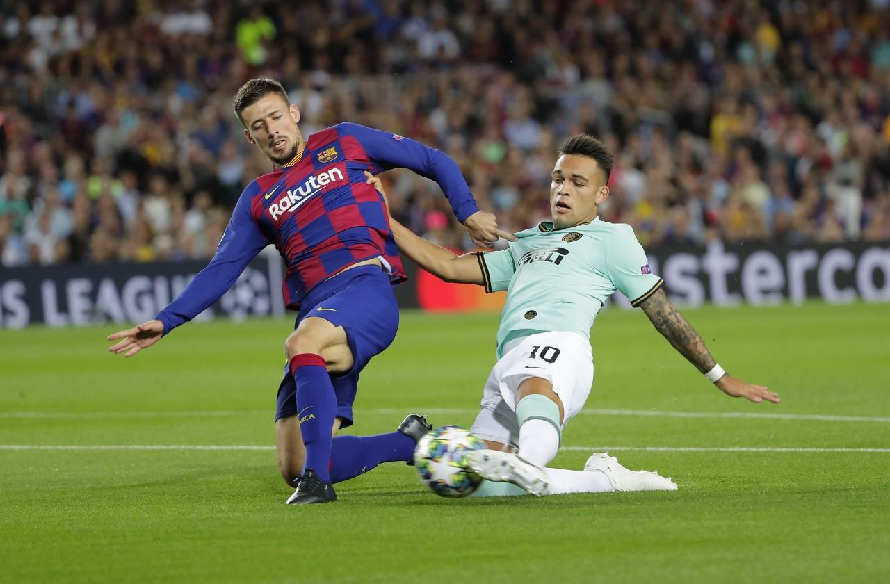 巴塞罗那和国际米兰两家俱乐部仍在谈判当中