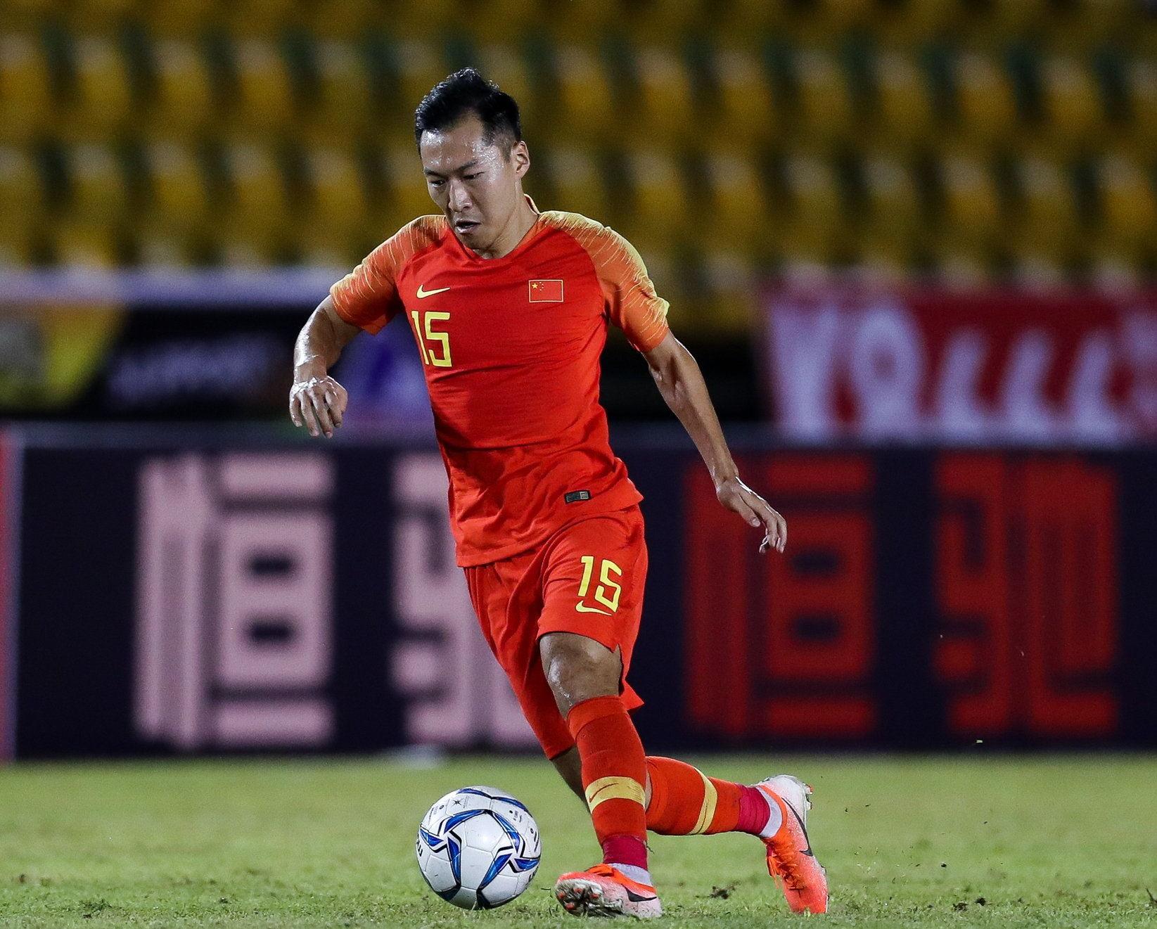 吴曦:如果能够想去踢英超 遗憾是没能帮国足进入世界杯 