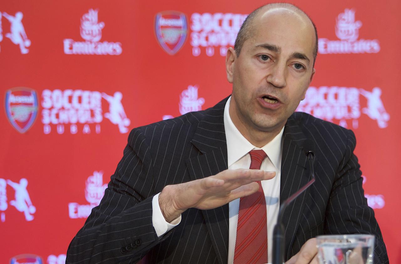米兰CEO加齐迪斯:不太可能创立欧洲超级联赛