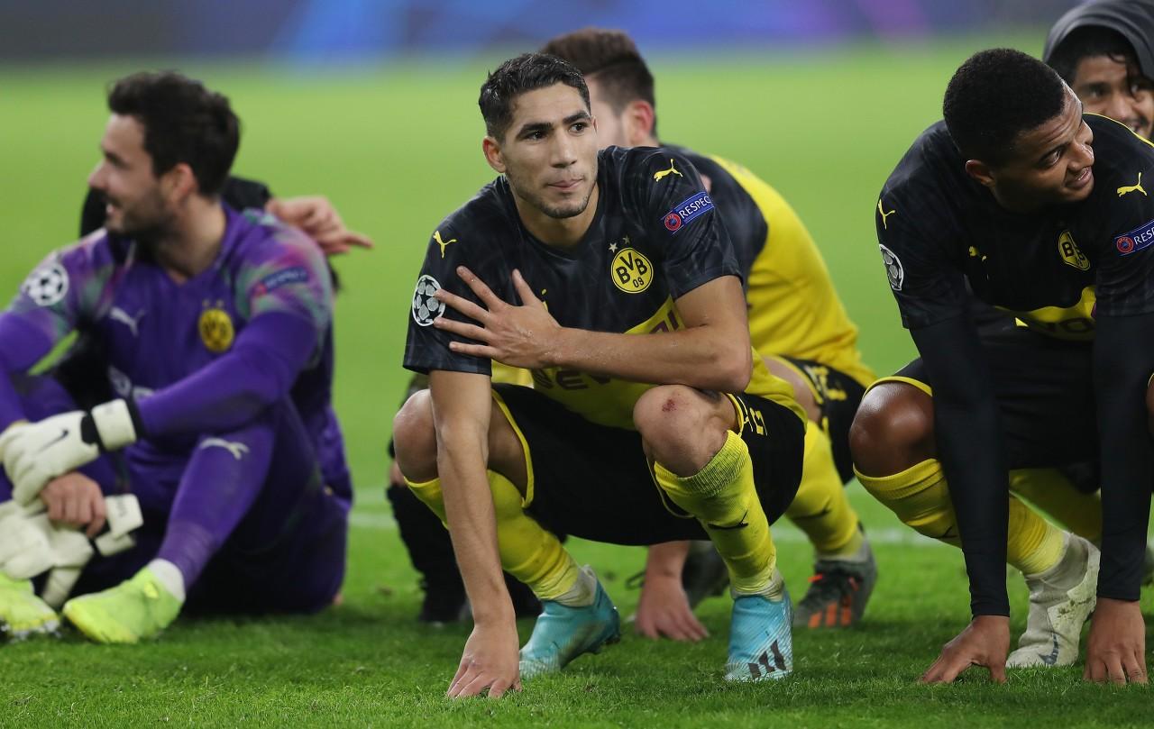 七支欧洲球队想签阿什拉夫,拜仁尤文在列